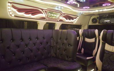 VIP 13 Seater Minibus